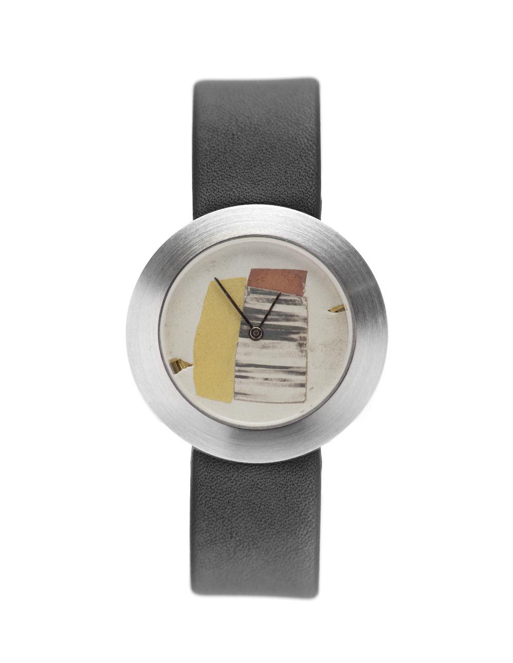 Uhren Serie Kunst und Tradition