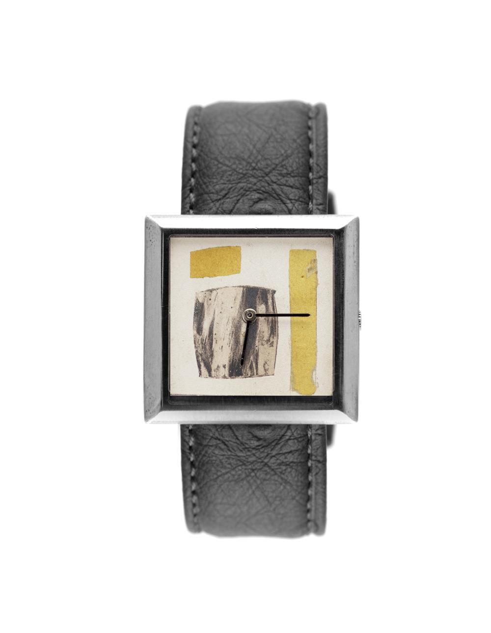 Uhren Serie Zeit und Kunst